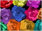 Tafata Paper Flowers