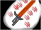 macha.A sword