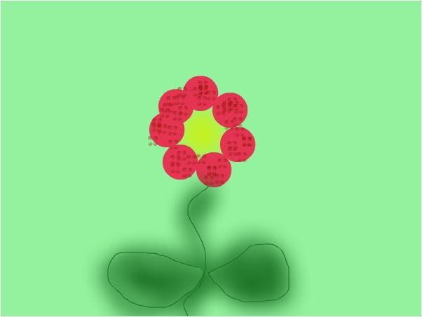 manga flower