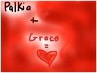 Palkia and Grace