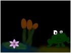 Swampy pond