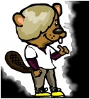 "OMG It's Justin ""Beaver""!"