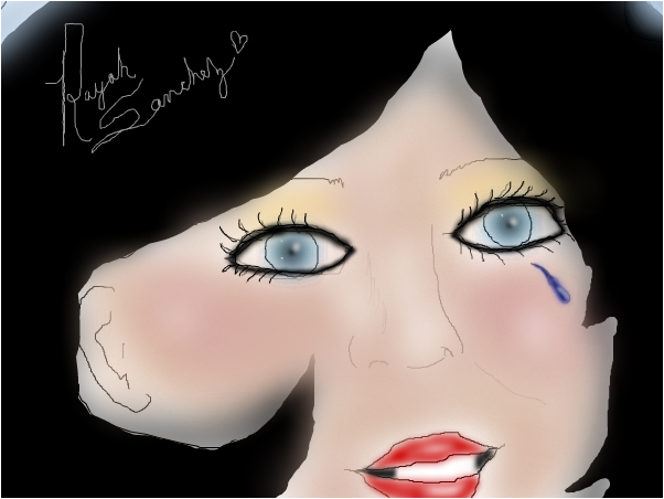 tear of joy :' )
