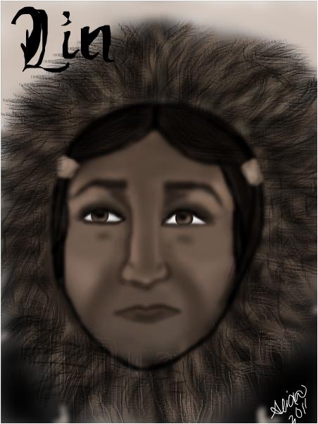 My Beautiful Eskimo Woman