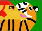 Simba Owns Shere Khan