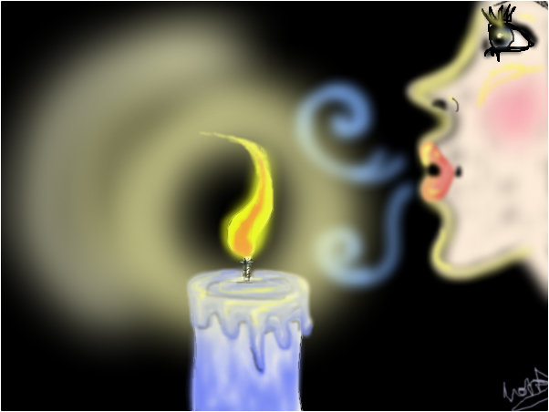 Candle In The Breath
