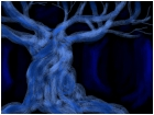 the gnarled tree