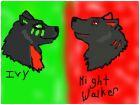 ivy and nightwalker