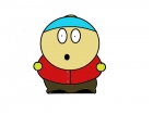 CartMan from South Park