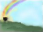 Pot of Gold & Rainbow