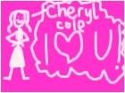 I love cheryl cole