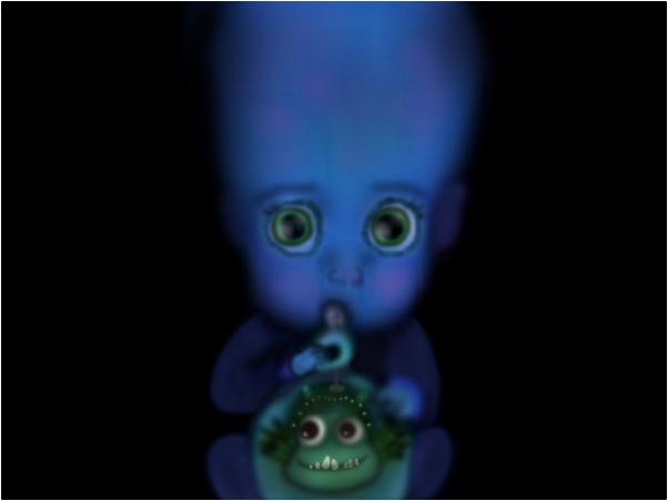 Baby Megamind