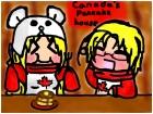 Kuma and Canada