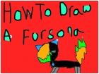 How 2 draw a fursona:)