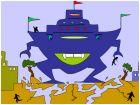 Monster Ship