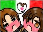Chibi Italy and Chibi Romano