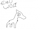 EMO WOLF READ