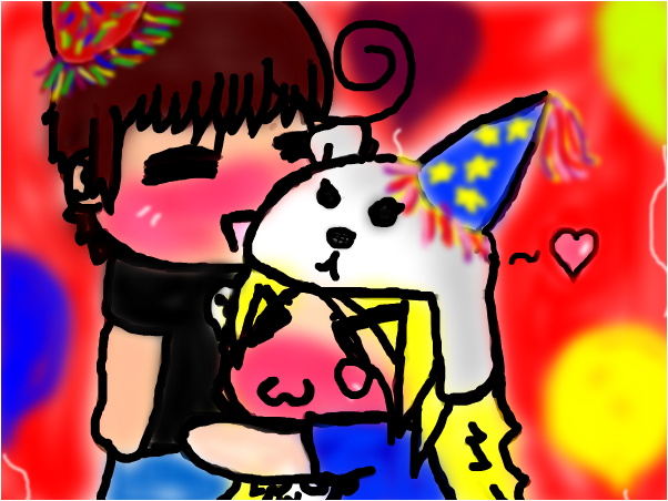 Happy Birthday Chibi Big Bro!