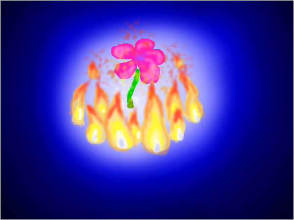Dancing in Fire