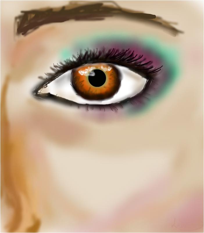 Eye, i guess...