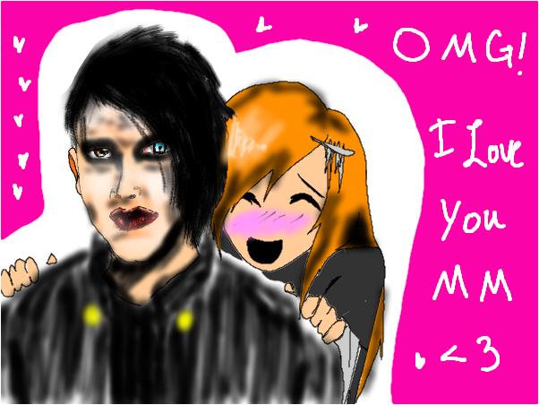 <3 Marilyn Manson <3
