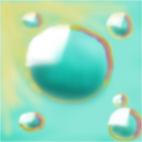 Sunshine and Bubbles