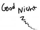 Good night peeps!