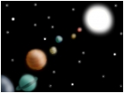 The Planets in Line