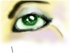 meh eye :3