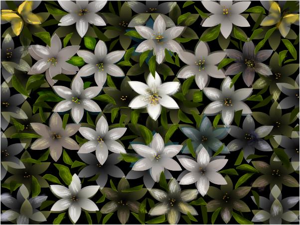 LITTLE FLOWER CARPET #3