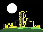 dark night city