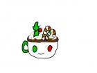 Better christmas hot chocolate