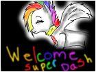 Welcome super dash!