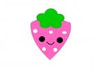 weird kawaii strawberry