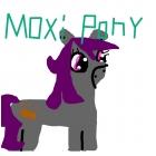 Moxi as a pony