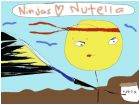 ninjas love nutella