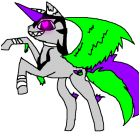 Mah Pony Form c: ~Cosmic
