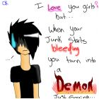 I love you girls, but....