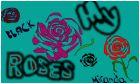 my black roses