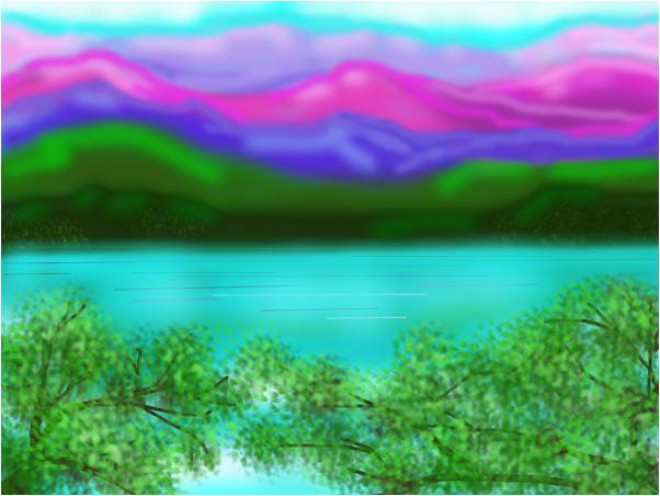 Thinking of Lake Lure