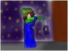 little miss Luigi