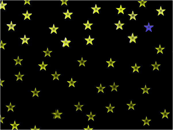 the  blue  noth  star