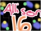 allison 16