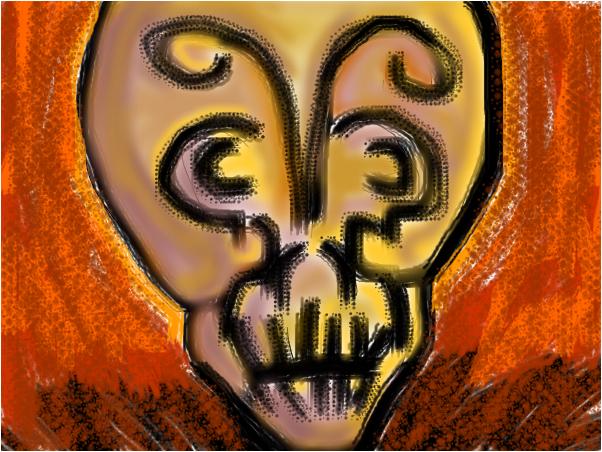 The Mystery Skull of the Mobile Mardi Gras