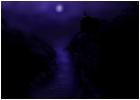 In The Misty Moonlight