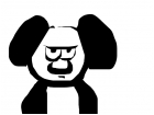 panda....dog thingy