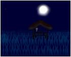 Night at my village