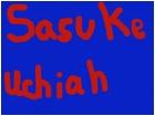 Sasuke Uchiah