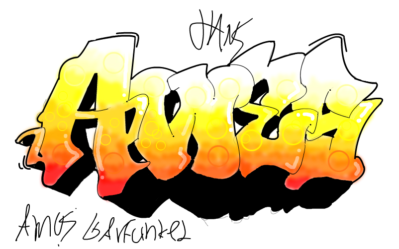 awesome graffiti