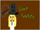 Luna Lovegood Ravenclaw!!!